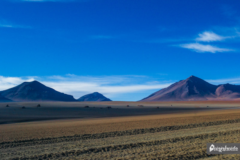 Desierto de Dalí, Bolivia.