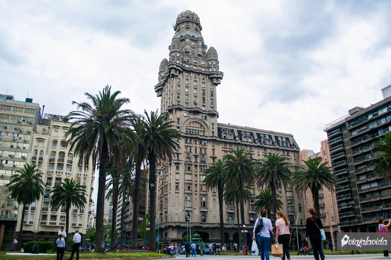 Edificios emblemáticos de Montevideo.