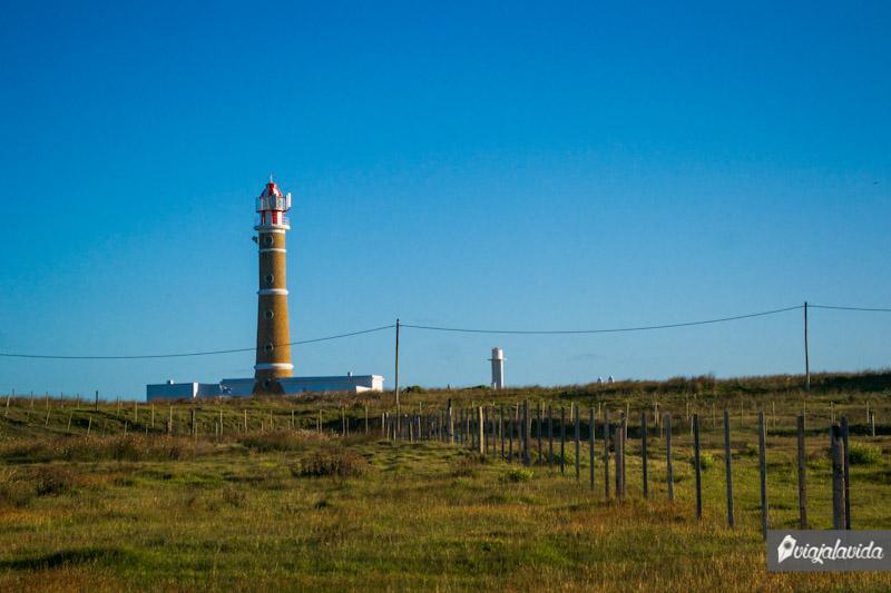 Faro en Cabo Polonio.