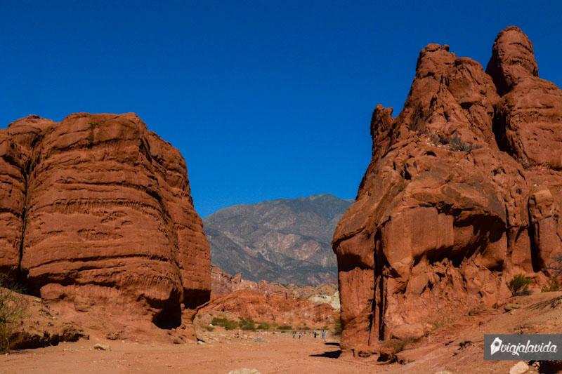 Montañas Los Colorados.