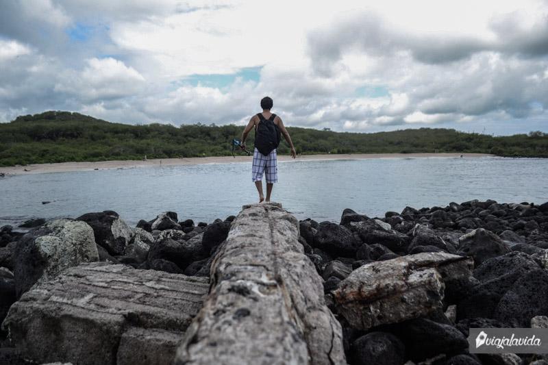 Playa Punta Carola.