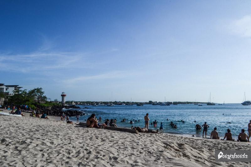 Playa Mann, San Cristóbal.