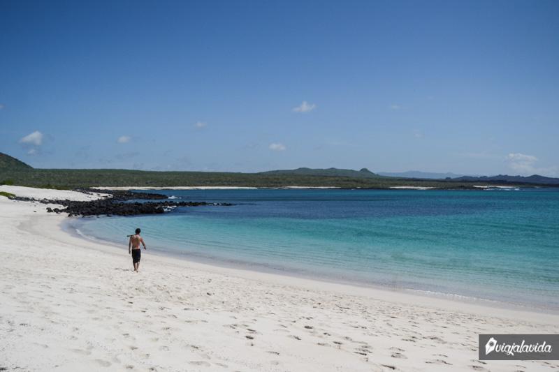 Playa Bahía Sardina.