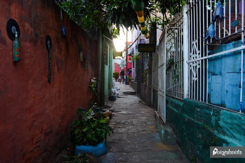 Barrio emblemático de Asunción.