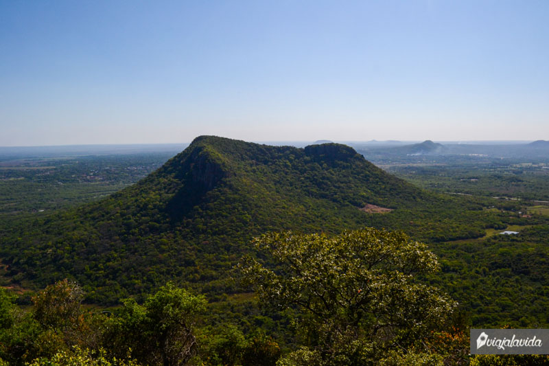 Cerro Hu, Paraguay.