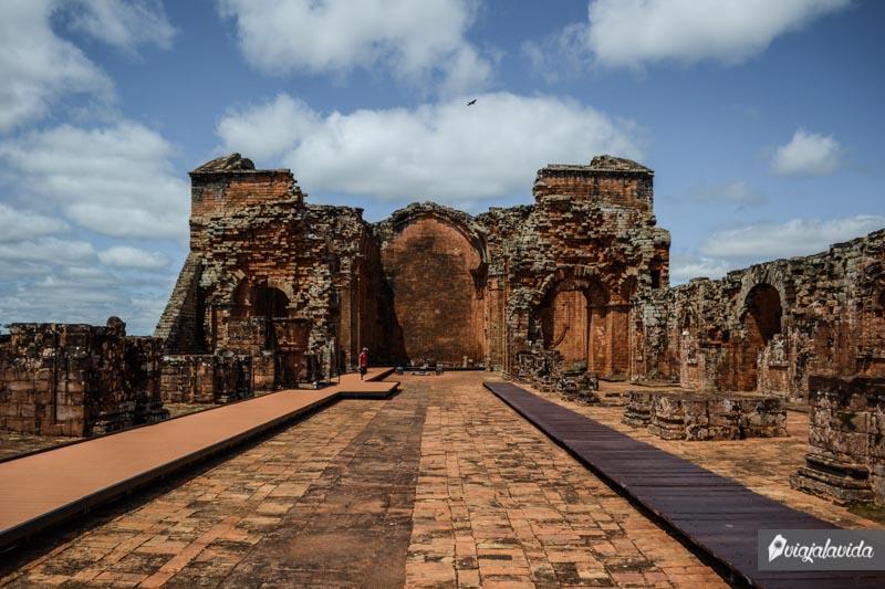 La Iglesia Mayor, Ruinas Jesuíticas.