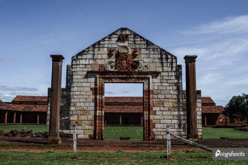 San Cosme y Damián, Paraguay.