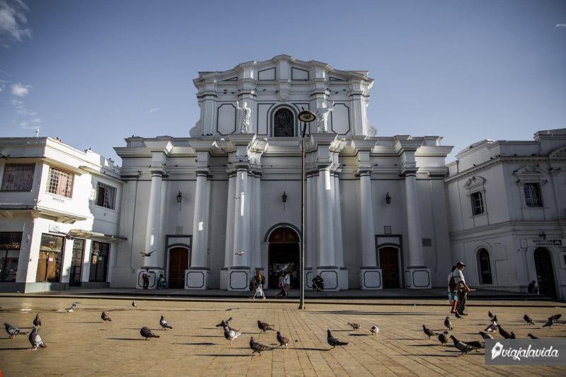 La Catedral de Popayán.