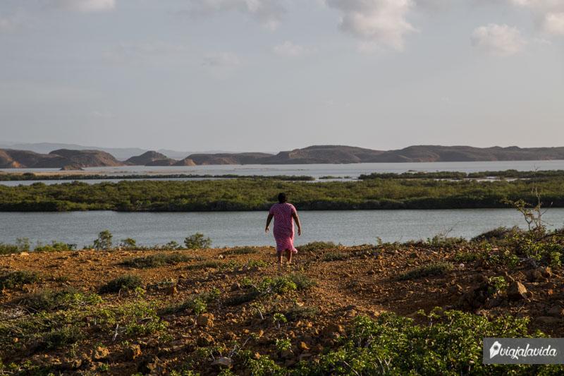 Punta Gallinas, Alta Guajira.