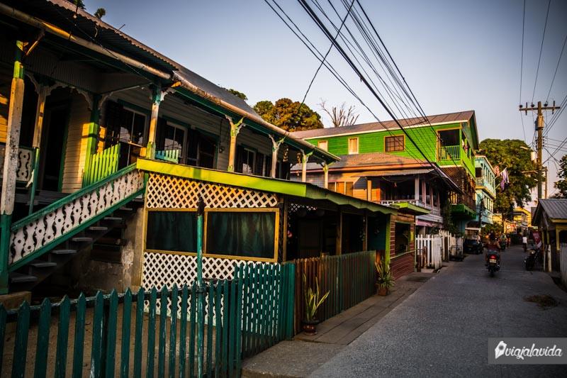 Isla Útila, Honduras.