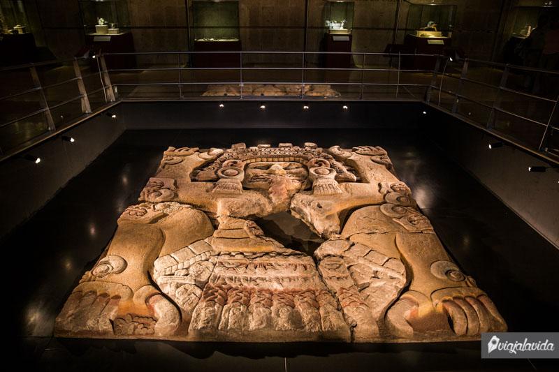 Diosa Tlaltecuhtli, museo de México.