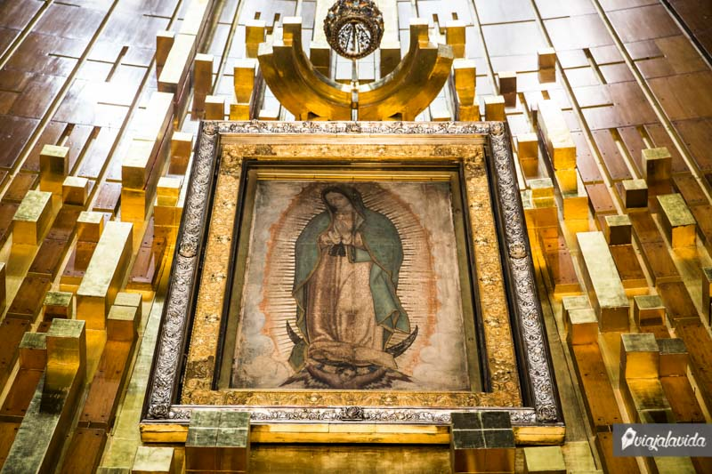 Virgen de Guadalupe, México.