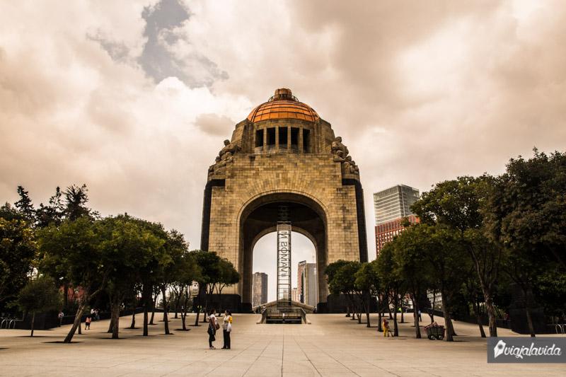 Monumento a la Revolución, México.
