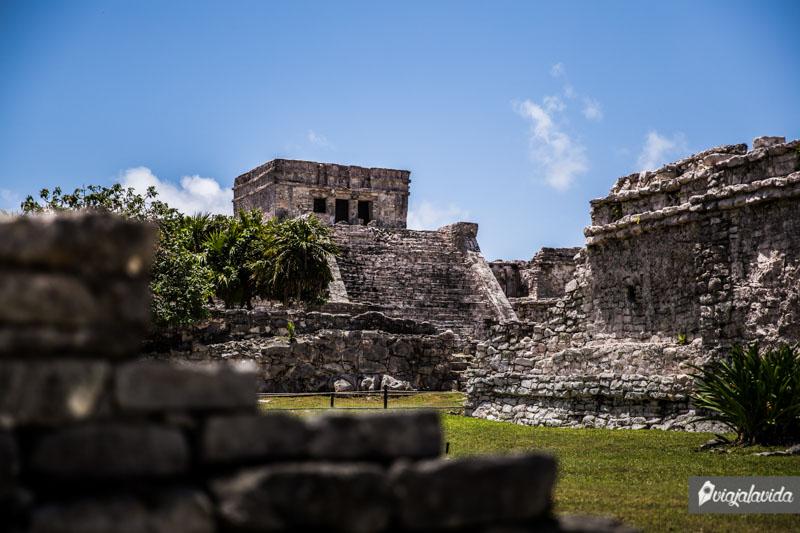 El Castillo, Tulum, México.