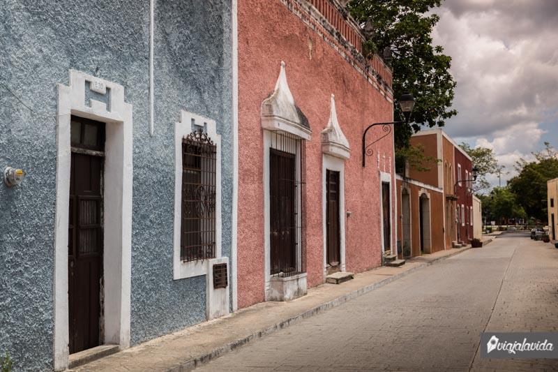 Calzada de Los Frailes en Valladolid.