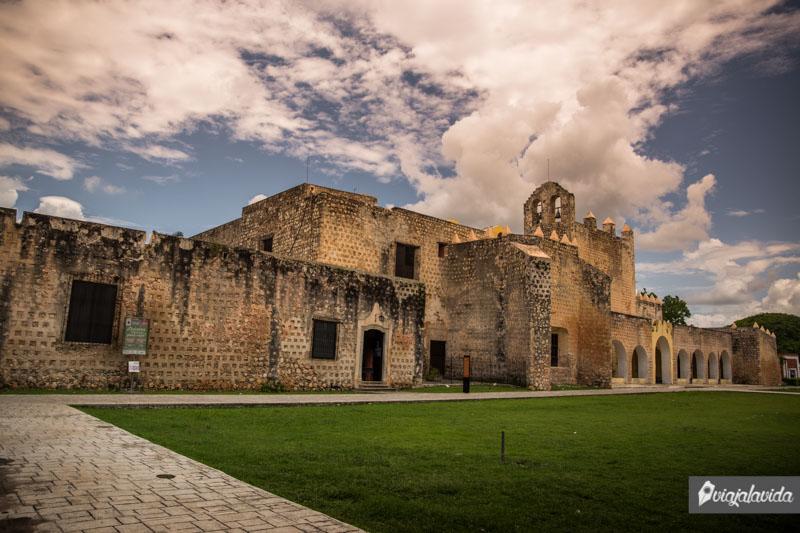 Convento San Bernardino de Siena en Valladolid.