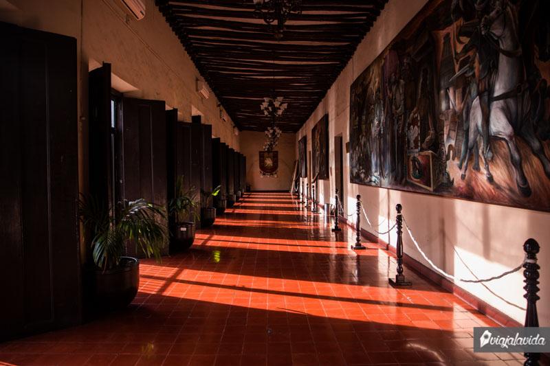 Palacio Municipal de Valladolid.