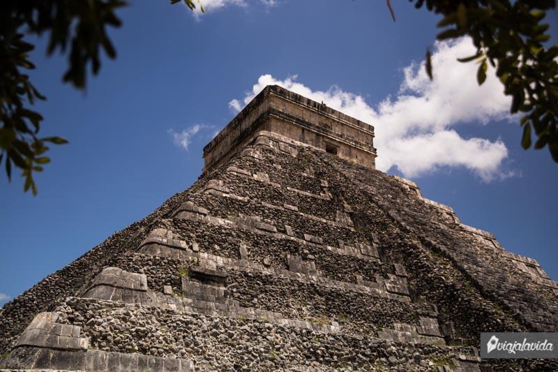Pirámide El Castillo.