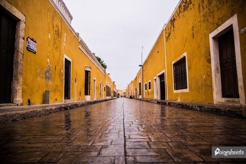 Pueblo Mágico de Izamal.