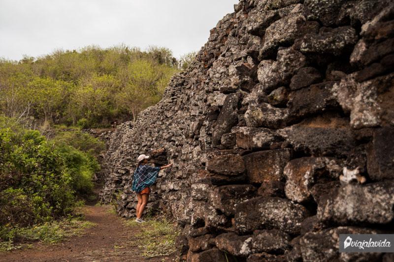 Muro de las Lágrimas, isla Isabela