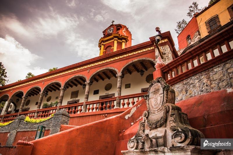Dirección de Cultura y Tradiciones en San Miguel de Allende