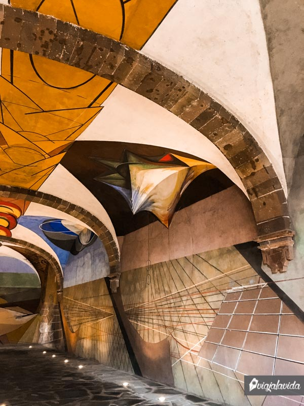 Obra de Siqueiros en San Miguel de Allende