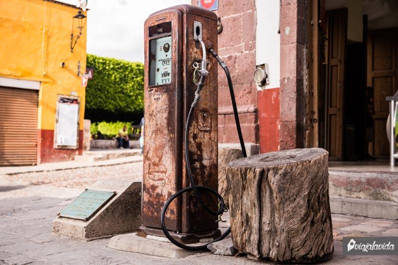 Características de las calles de San Miguel de Allende