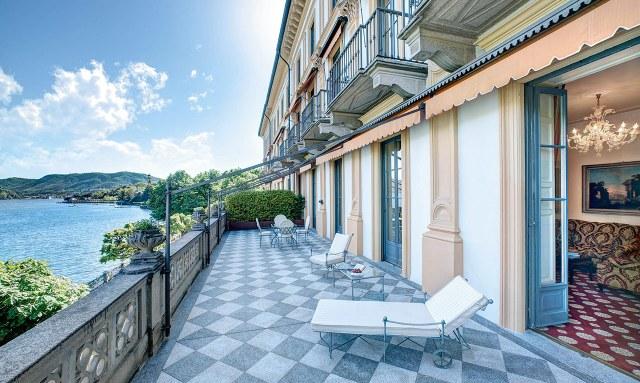 varanda suite villa deste