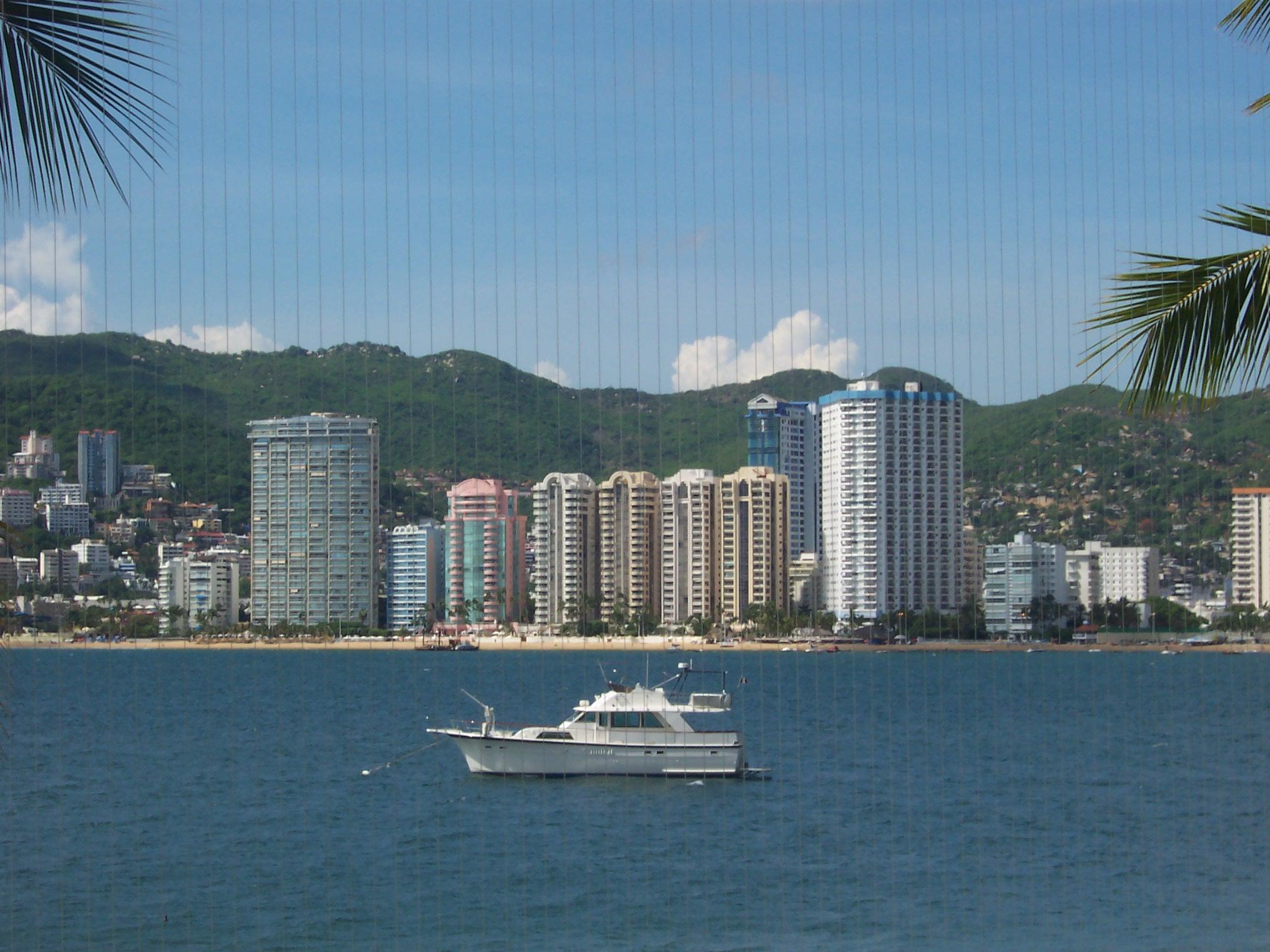 La Hermosa Bahía de Acapulco