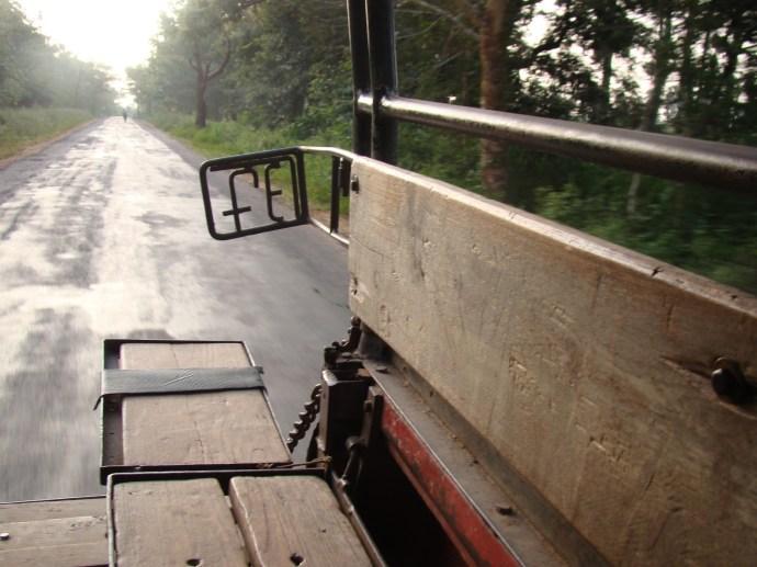 Estradas intermináveis