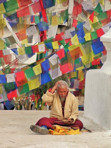 nepal ana freccia