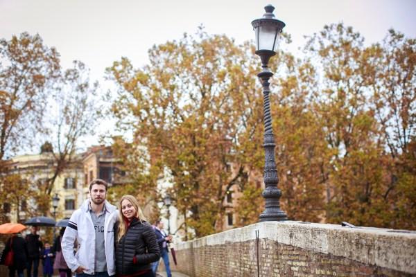 Uma das pontes mais antigas da Itália. Foto: Emanuelle Rigoni