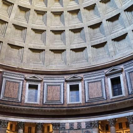 Conheça mais sobre o histórico Pantheon de Roma, na Itália