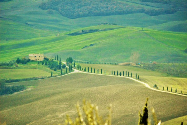 Val d'Orcia, Tuscany