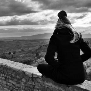 De carro pela Toscana: um dia de inverno por San Gimignano e Siena