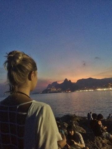 Arpoador, Brazil