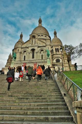 Sacré Coeur, Paris