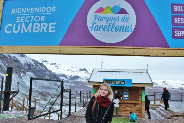 Farellones, Chile