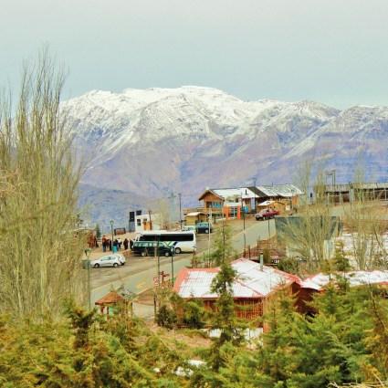 Inverno no Chile (quase) sem neve