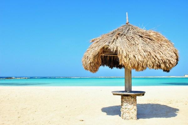 Baby beach, Aruba
