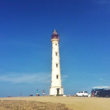 Dicas de Aruba: esticadinha de Arashi beach até California Lighthouse