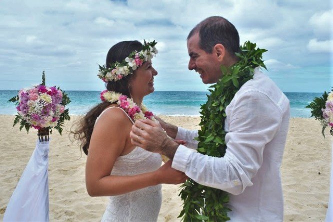 Hawaii Destination Wedding