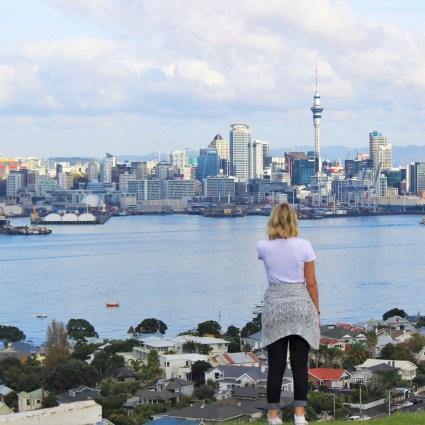 Devonport e a melhor vista panorâmica de Auckland