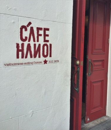 Café Hanoi, Auckland