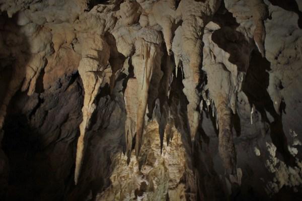 Parte da caverna