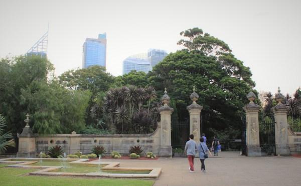 Royal Bothanic Garden, Sydney, Australia