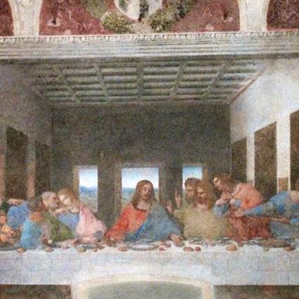 """Saiba como garantir ingressos para ver a famosa pintura """"Última ceia"""" de Leonardo da Vinci em Milão"""