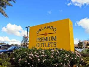 compras em Orlando