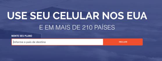 Como usar Internet fora do Brasil