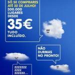 Promoções Low-Costs: Vueling